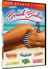 New 6 movie DVD set (Calendar Girl [Jason Priestley] Side Out [Beach Volleyball]