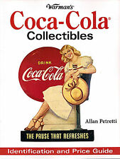 Warman's Coca Cola Collectibles Identification & Price Guide New & Free Shipping