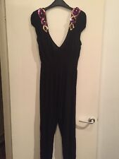 Gorgeous Monsoon Fusions Jumpsuit Size Xs Worn Once