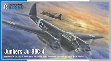 Special Hobby 1:48 Junkers Ju-88C-4 Night Intruder