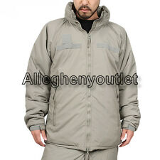 USGI Military Army Gen III L7 Primaloft JACKET COAT ECWCS PARKA LARGE / REG NEW