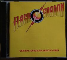Queen ‎– Flash Gordon (Original Soundtrack Music) Cd Mondadori NM/NM  Rare