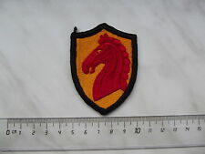 (A1-0013) USA Abzeichen Patch 107th Armored Cavalry Regiment