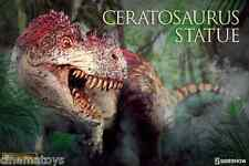 Ceratosaurus Statue by Sideshow Collectibles Sideshow ORIGINAL Dinosauria