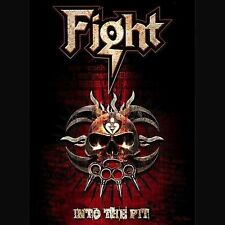Into the Pit by Fight 3CD+DVD  Limited Edition, Original recording remastered