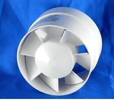 ASPIRATORE ELICOIDALE 120  125 mm  190 mc/h A TUBO VK0 ESTRATTORE VENTOLA