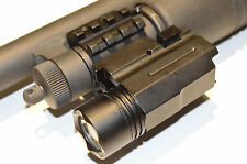 CREE LED Flashlight & Tube Barrel mount Mossberg 500 Maverick 12 gauge Aluminum