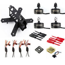 C210mm FPV Quadcopter Frame Kit CC3D Openpilot 12A ESC 2204 Brushless Motor