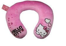 Coussin appuie tête et cale nuque Hello Kitty