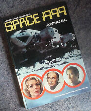 Space 1999 annual! Gerry Anderson! Cool!!!