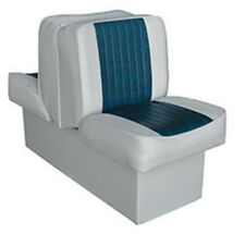 Lounge Seat Chair for Boat Lift Cushion Storage Under Compartment Ski Seating US