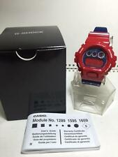 RARE NEW CASIO G-SHOCK Union & Pegleg NYC Men's Watch DW-6900UN-4JR USA FLAG