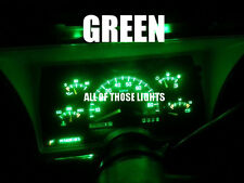 10 GREEN T10 LED INSTRUMENT PANEL CLUSTER DASH LIGHT BULB PC168 PC194