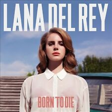 Born To Die - Lana Del Rey - LP Vinyl, NEW, SEALED, Indie Pop Rock, Delrey