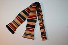 Handmade Bow Tie, Self Tie Vintage Fabric Summer 95