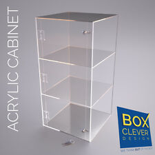 Acrylic Display Cabinets and other acrylic items. STILL CHEAPEST ON EBAY!!