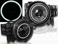 2007-2014 Toyota FJ Cruiser Projector Headlights Halo RIM CCFL Black Head Lamps