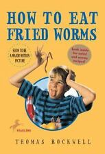 How to Eat Fried Worms - Acceptable - Rockwell, Thomas - Paperback