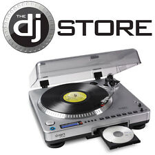 Ion LP 2 CD Digital Conversion Turntable with Built-in CD Recorder