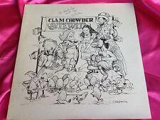 Psych Folk Zappa Ish Irsh LP : Clam Chowder ~  Stewed ~ 40023