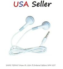 iPhone 4 4S Earbuds iPod 3rd 4th Nano Earphones Headphones Headset For Apple USA