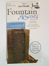 Acscents Water Treatment tablets for Table Top & Wall Fountains Unscented