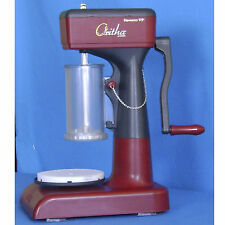 Churros Churross Pritzle making  Maker Machine Equipment Red and Black
