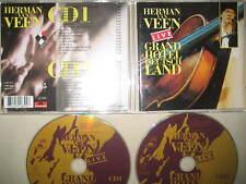 2 CD Grand Hotel Deutschland Live Berlin 1993 Herman Van Veen Chanson