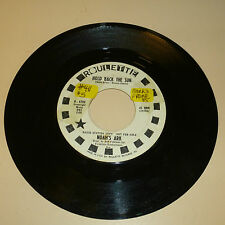 GARAGE PSYCH 45RPM RECORD - NOAH'S ARK - ROULETTE 4703 - PROMO