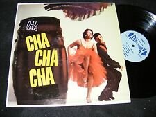 Let's CHA CHA CHA LP Tito Morano Sexy Cheesecake Latin Dance Cover SOMERSET Ster