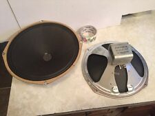 "2 Vintage '50s Magnavox Special Design 12"" Alnico speakers 16-ohms for tube amp"