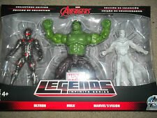Marvel Avengers Legends Infinite Series Hulk Vision UltronNew  NIB