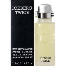 ICEBERG TWICE PROFUMO UOMO 125 ML EAU DE TOILETTE NATURAL SPRAY ORIGINALE