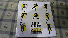 Super Junior M - Swing - The Third Mini Album - Sealed - KPOP