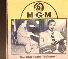 M-G-M 'THE R&B YEARS' - Volume #1 - 24 VA Tracks