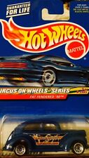 Hot Wheels 2000 Circus On Wheels Series 027 New Carded Fat Fendered '40