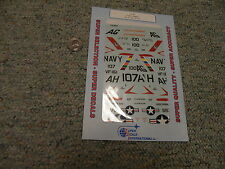 Superscale decals 1/72 72-657 F-3H-2 Demons VF-41 -161     H103