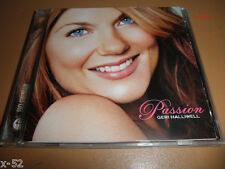 GERI HALLIWELL cd GINGER SPICE girls SOLO album PASSION ride it DESIRE superstar