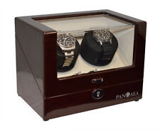 Pangaea Double Automatic Battery Power Run Watch Winder Japanese Mabuchi Motor