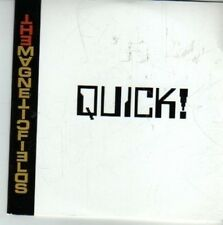(CW144) The Magnetic Fields, Quick! - 2012 DJ CD