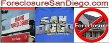 Foreclosure San Diego.com List Homes Bank Owned Houses Cheap Loan mod Condo