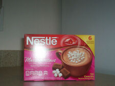 $0-Ship W/Nestle Hot Cocoa Marshmellows Beverage 6 Packets Per Box EXP: 10/31/16