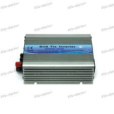 500W DC 24V to AC 220V Micro Grid Tie Inverter W/ MPPT Function for Solar System