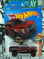 '17 HOT WHEELS 2017 FORD F-150 RAPTOR NEW IN BOX HW HOT TRUCKS SERIES