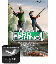 Euro FISHING PC STEAM KEY