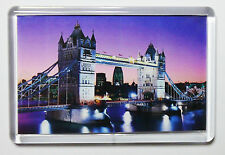 London Fridge Magnet Tower Bridge Large Fridge Magnet