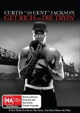 Get Rich or Die Tryin' DVD