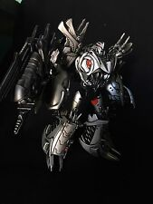 Transformers Prime Voyager Class Custom Beast Hunters Sharkticon Megatron Figure