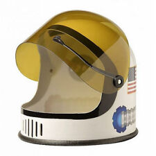 CHILD KIDS ASTRONAUT SPACE NASA SHUTTLE PILOT LAB COSTUME HELMET JUNIOR YOUTH