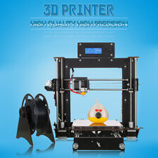 2017 Upgraded Quality High Precision Reprap Prusa i3 DIY 3d Printer USA*** OB